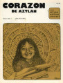 Corazon de Aztlan, 1982, Vol 1, No. 1