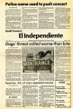 South Tucson's El Independiente, 1981-03-06