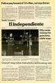 South Tucson's El Independiente, 1981-11-13